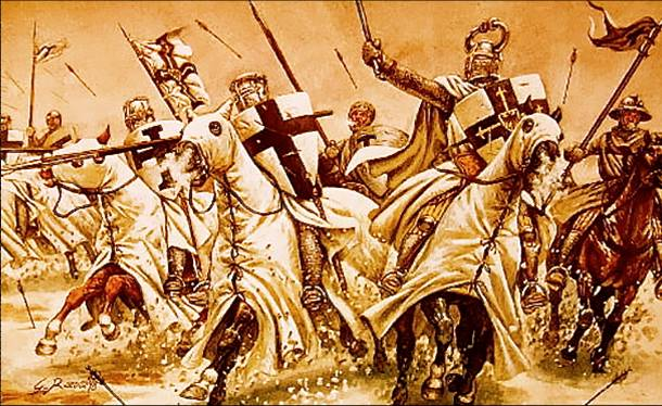 The Christian Crusades and Inquisition Crusades