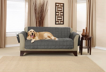 Sure Fit Slipcovers Our Newest Pet Cover Design For Your Furniture