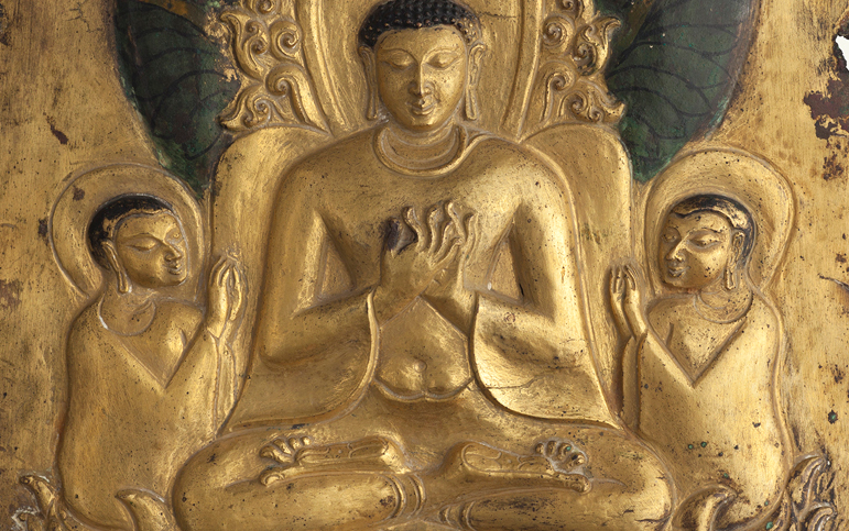 'Buddhist Art of Myanmar' at the Asia Society Museum, New York