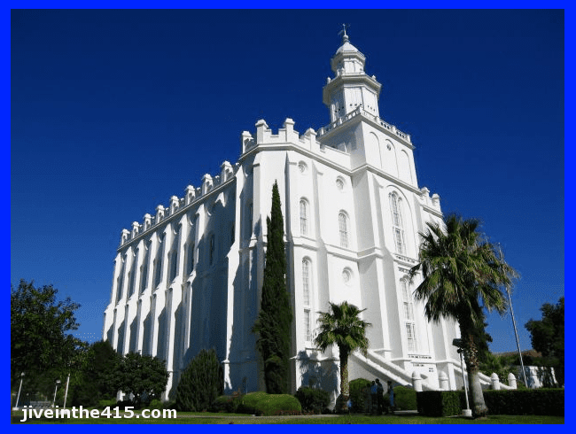 St. George Utah LDS Temple