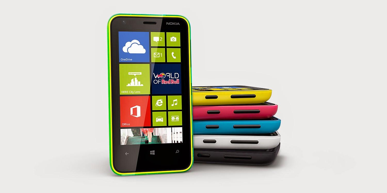 موبايل nokia lumia 620