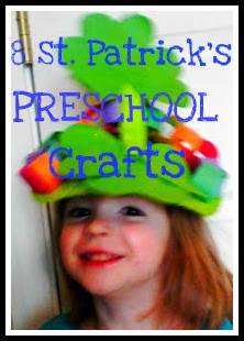 Saint Patrick's Day Craft Activities for preschool
