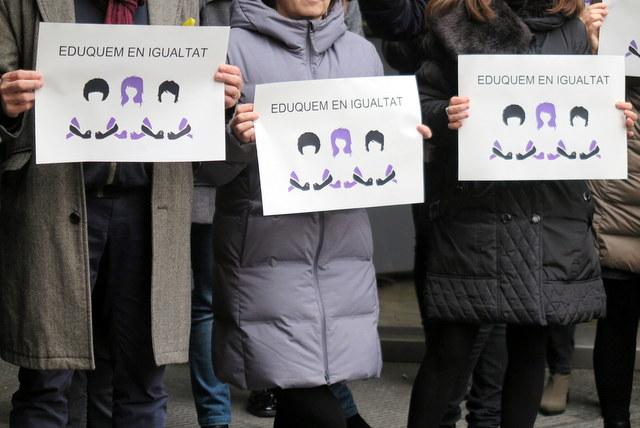 Eduquem per la igualtat: recursos i materials