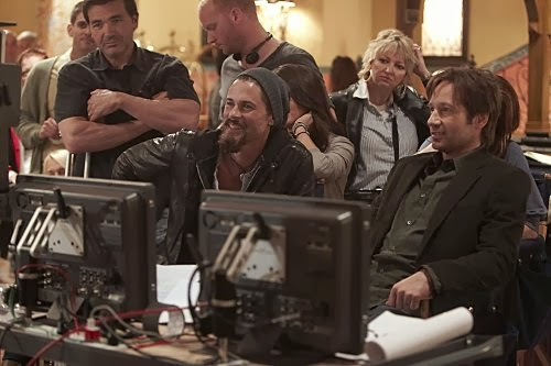 californication david duchovny rob lowe eddie nero hank moody behind the scenes