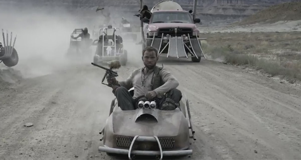 Mad Max GoKarts