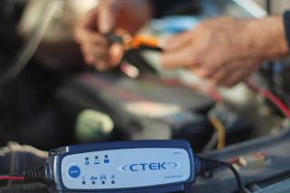 CTEK, världens bästa batteriladdare för bil, mc och maskin