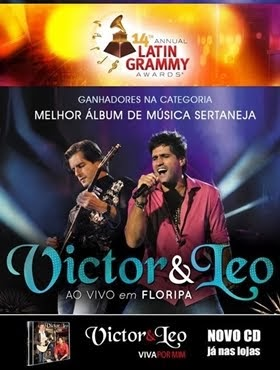 """Ao Vivo em Floripa"" - Vencedor do Grammy Latino 2013"