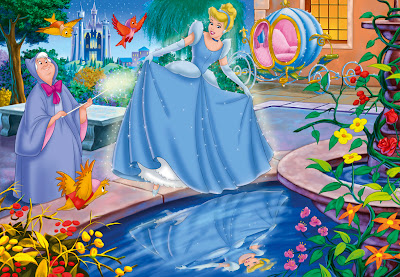 free Cinderella wallpapers