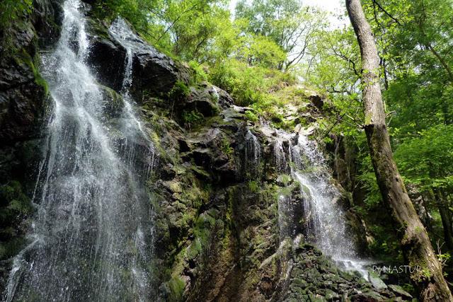 Cascadas del Buanga Asturias