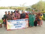 Wisata Terapung Satu-satunya di Bandung
