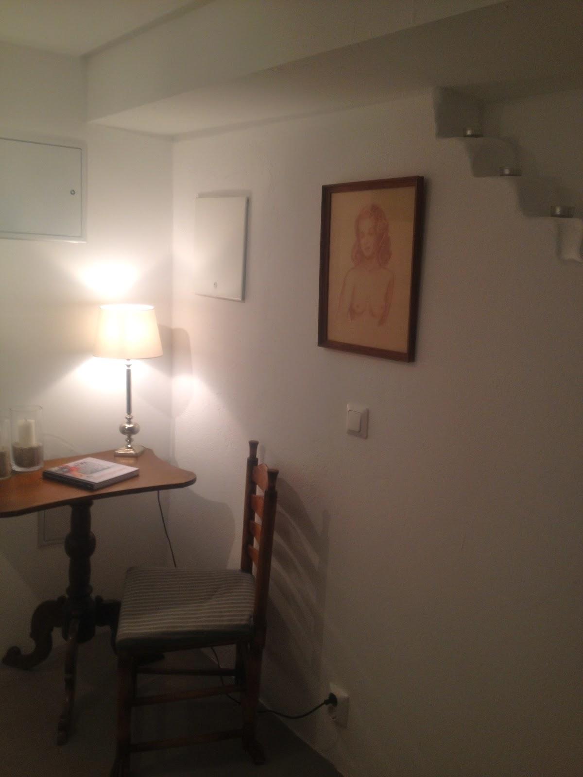 Hus inspiration inredning: gästrum