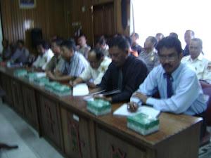 Rapat Pencalonan Bupati Kab. Kapuas