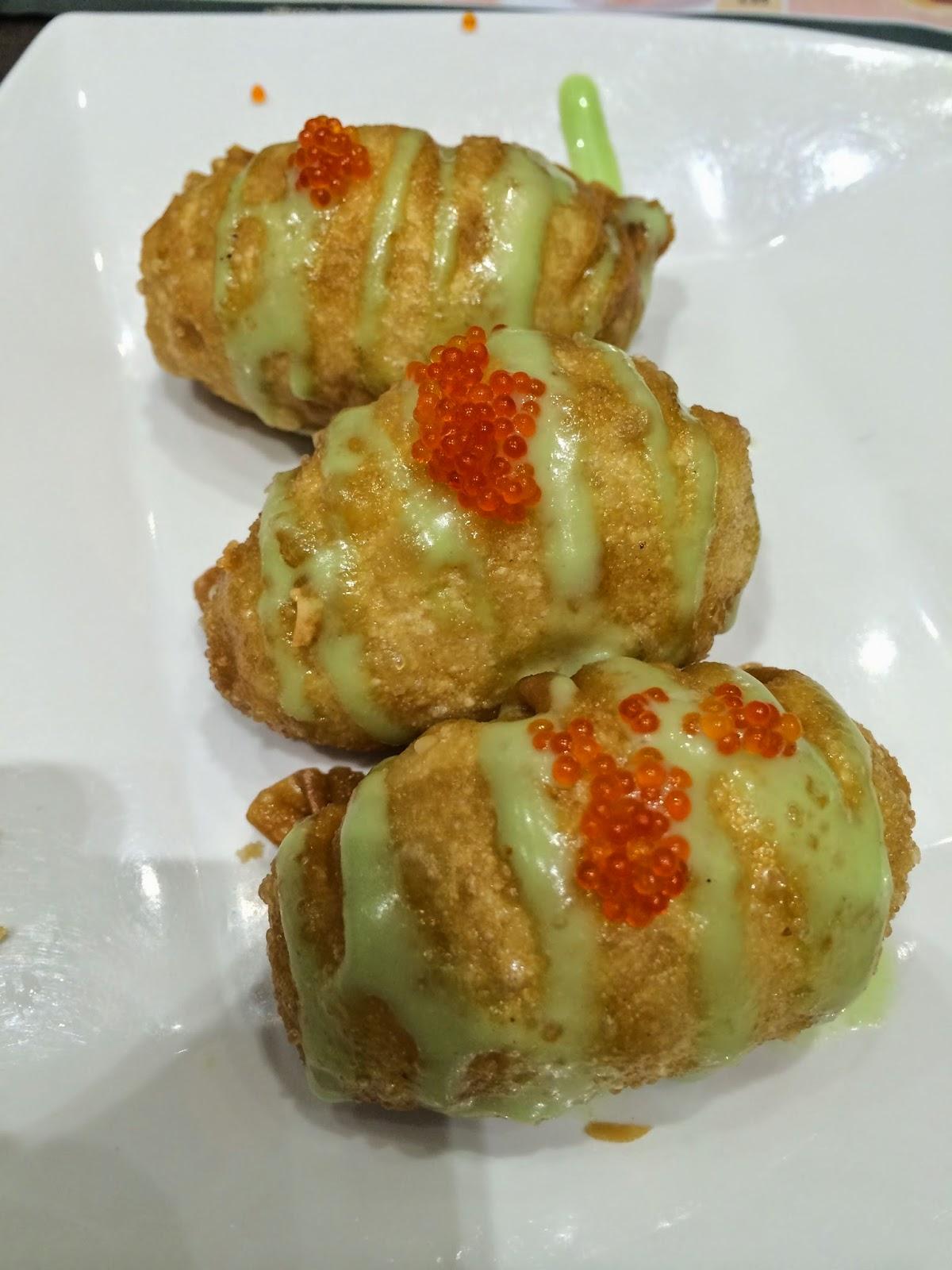 Walad Prawn Salad Dumpling a Tim Ho Wan
