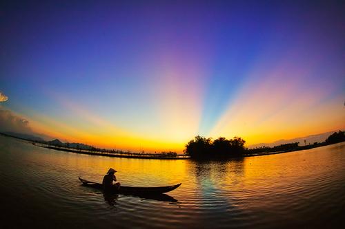 Hình ảnh đẹp về làng quê Việt Nam