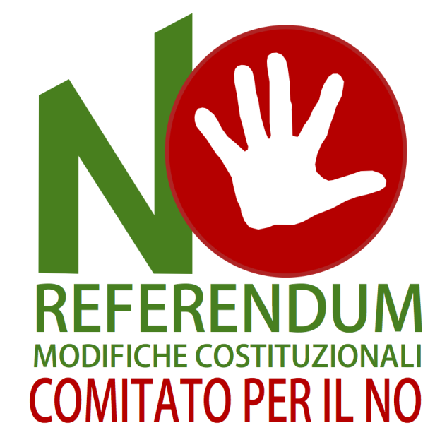 NO alla riforma della Costituzione