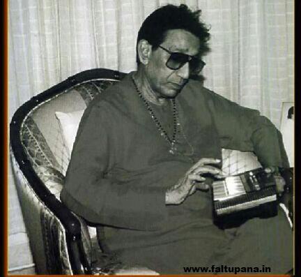 बाळासाहेब ठाकरे Shivsena Chief Balasaheb Thackeray