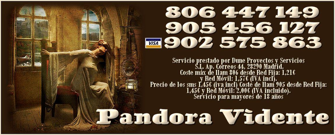 Pandora Vidente