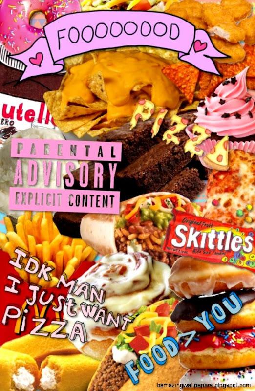 Food Wallpaper Tumblr