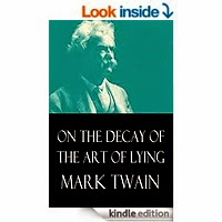FREE: On the Decay of the Art of Lying by Mark Twain