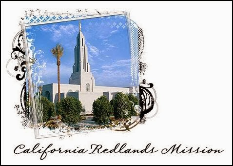 CALIFORNIA REDLANDS MISSION