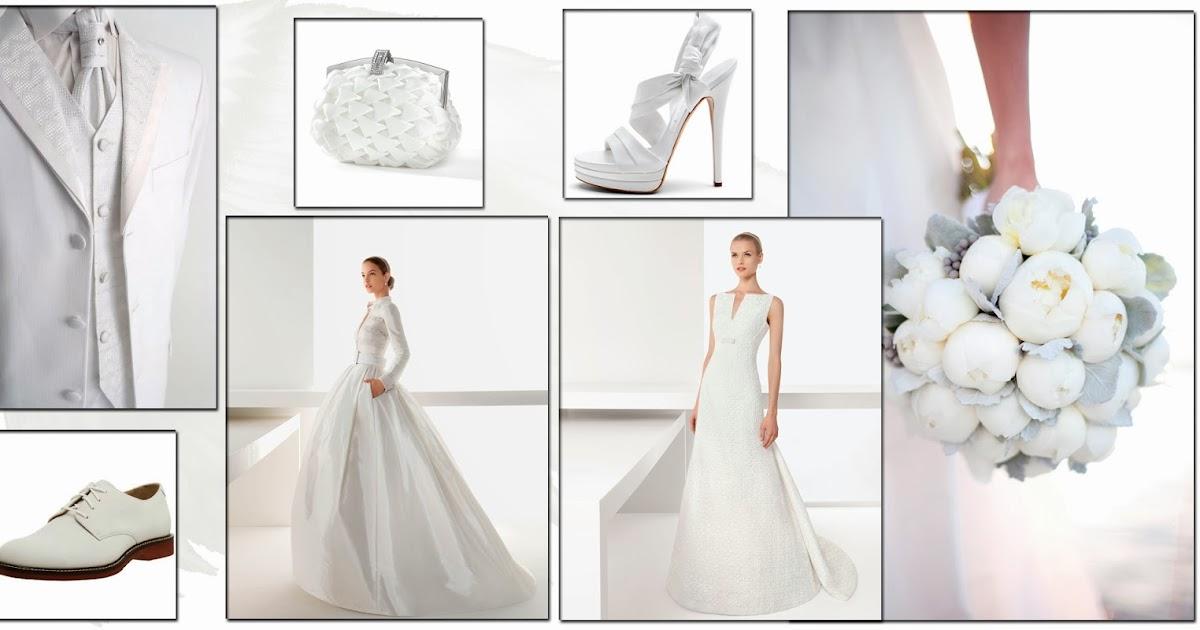 Свадьба в одном цвете. Белый. - Wedding ideas