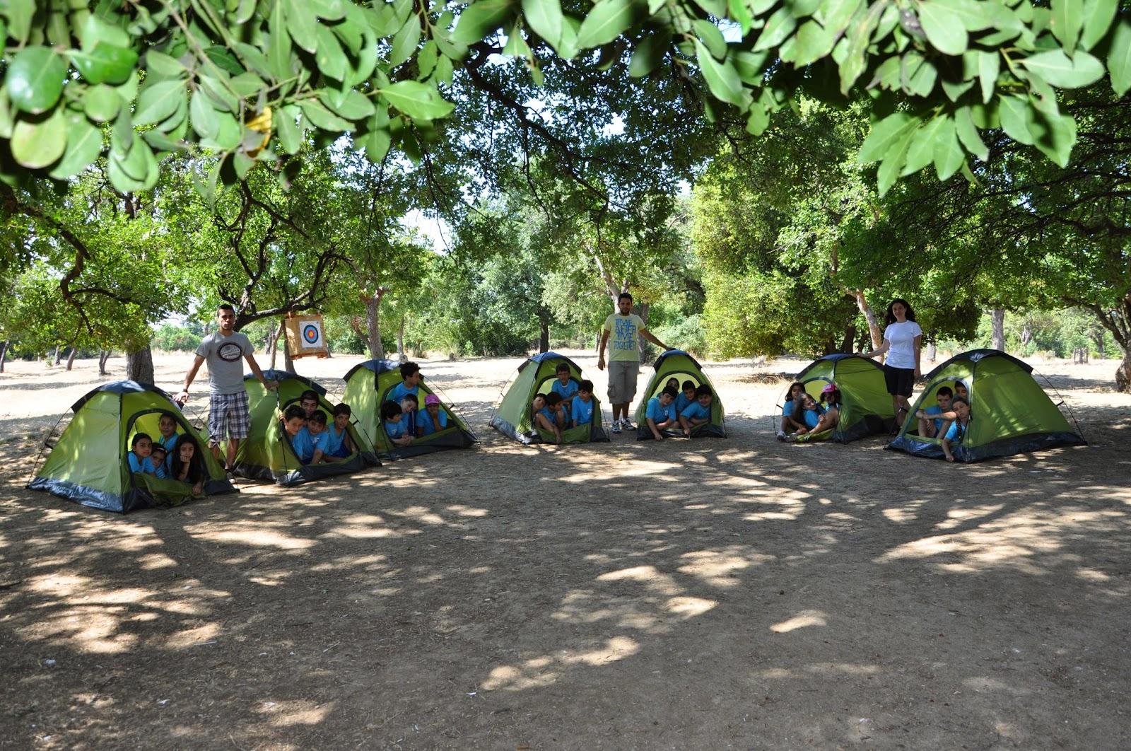 Aqua Kamp Gençlik Yaz Kampları 2015 19