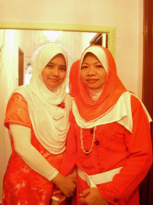 AMPANG : WITH KAK KHOT @ HOME