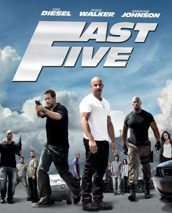 Fast Five เร็วแรงทะลุนรก ภาค 5 HD 2011