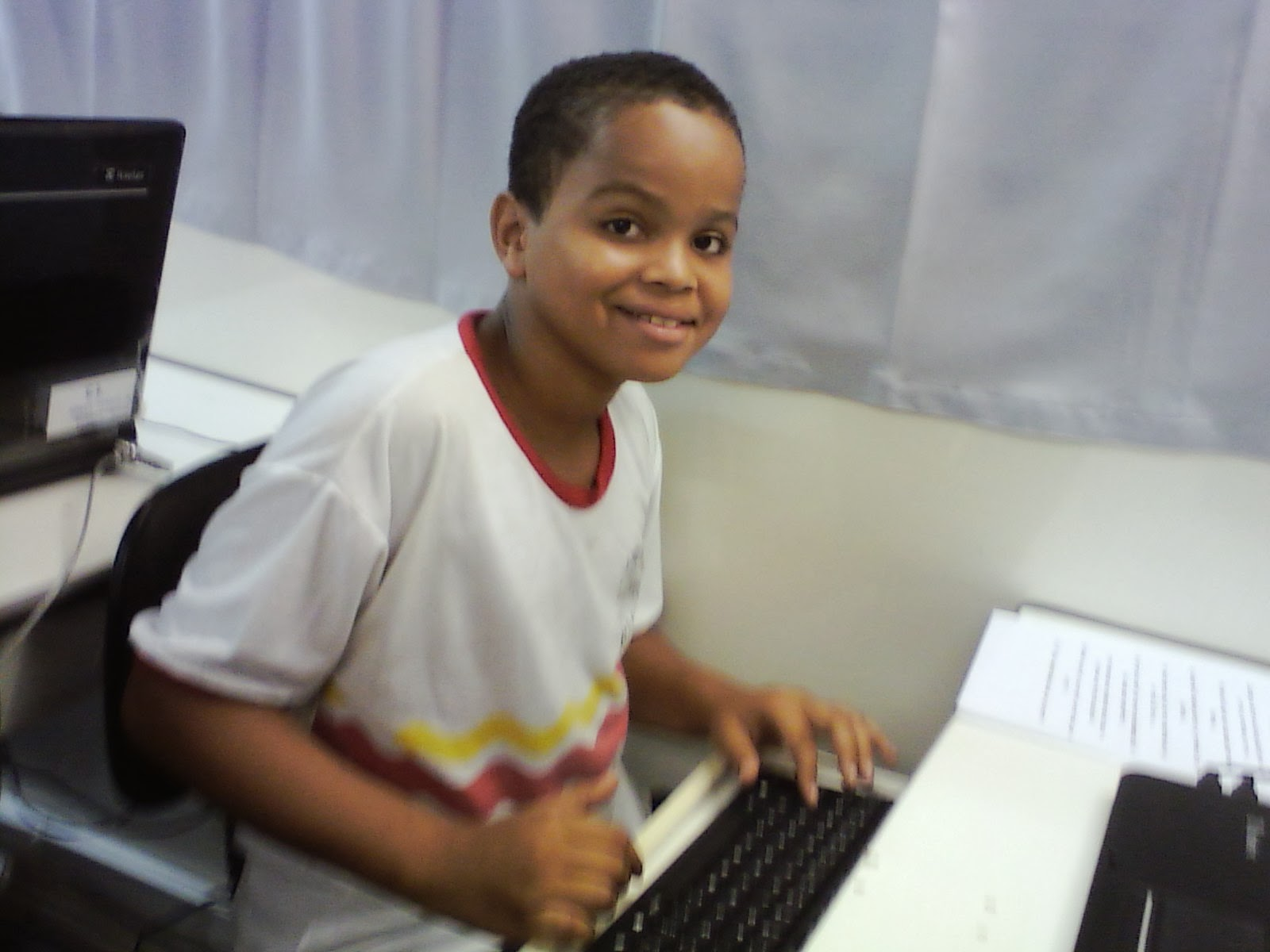 Isaac Pereira 5º Ano
