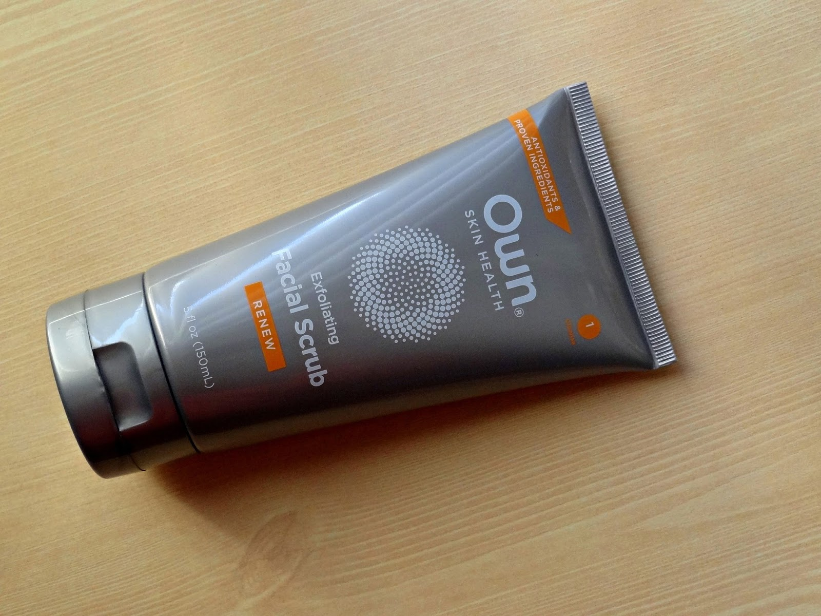 Own Beauty Renew Exfoliating Facial Scrub Review, Photos