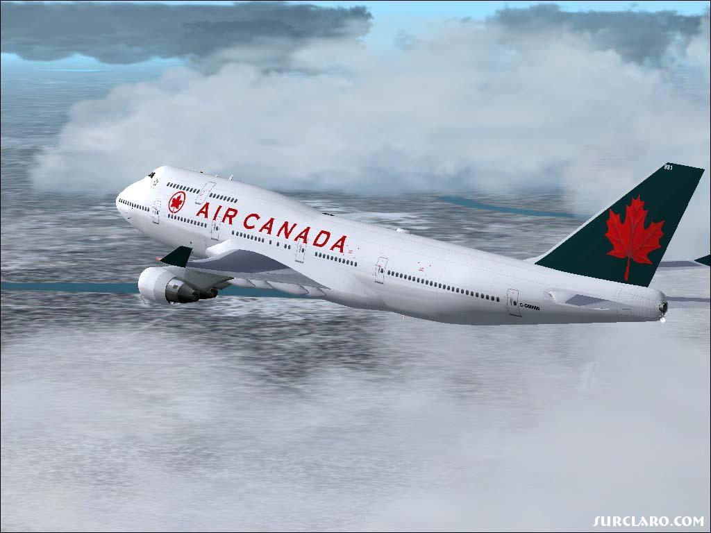 Air Canada Official Aero Planes Photos 2011 All World Visits