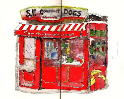 ''S.F. Gourmet Dogs''