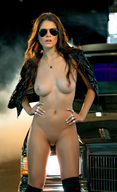 Capa Da Playboy De Setembro E As Gata Fiorella Mattheis