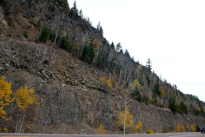 Northern Minnesota: rocks and hard places