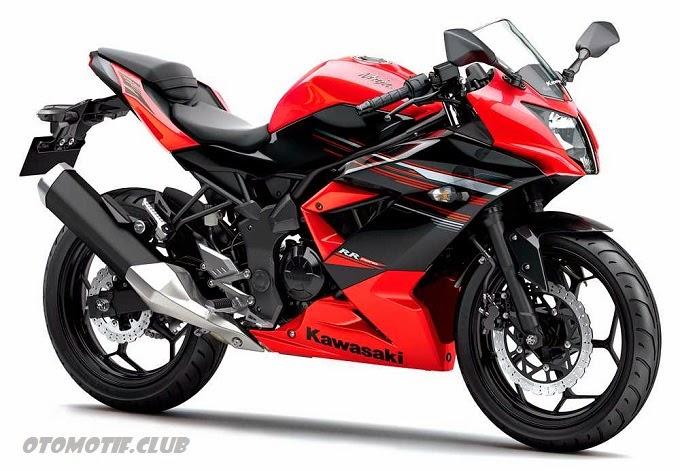 Gambar Motor Kawasaki Ninja RR Mono