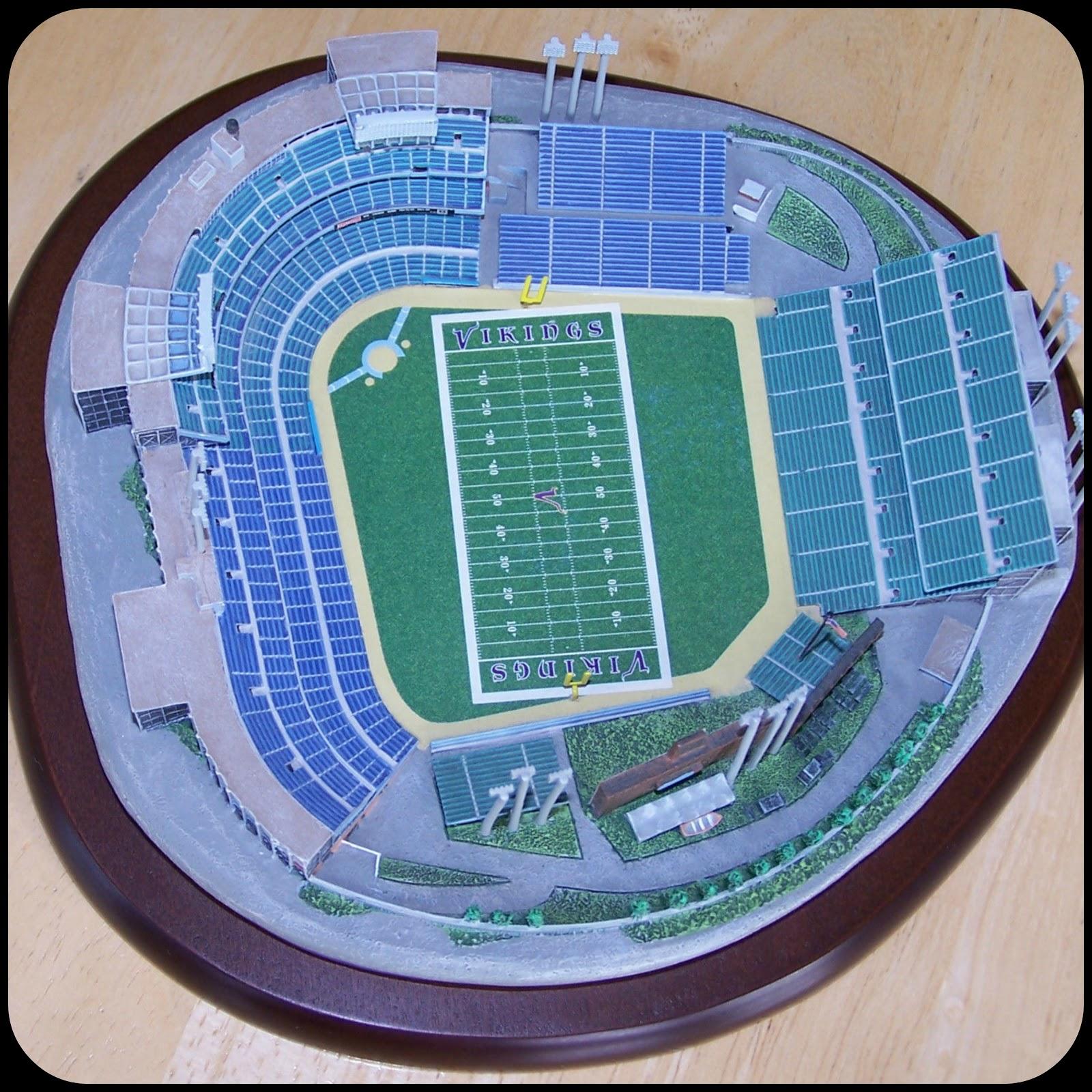 The Bobble Hunter More Replica Stadiums