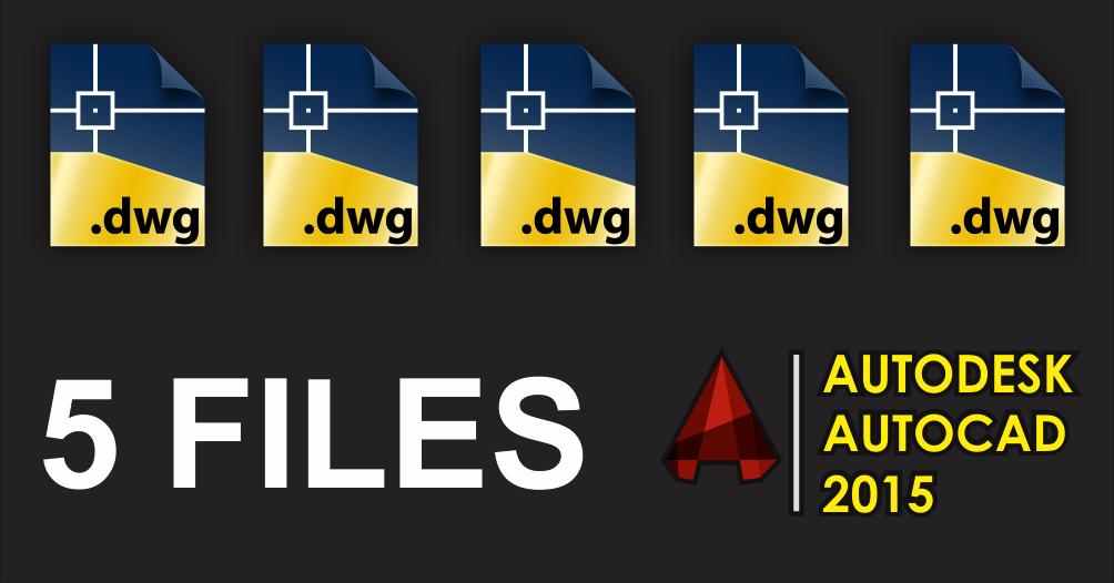 5 Dwg Free Download Zent Design 2d