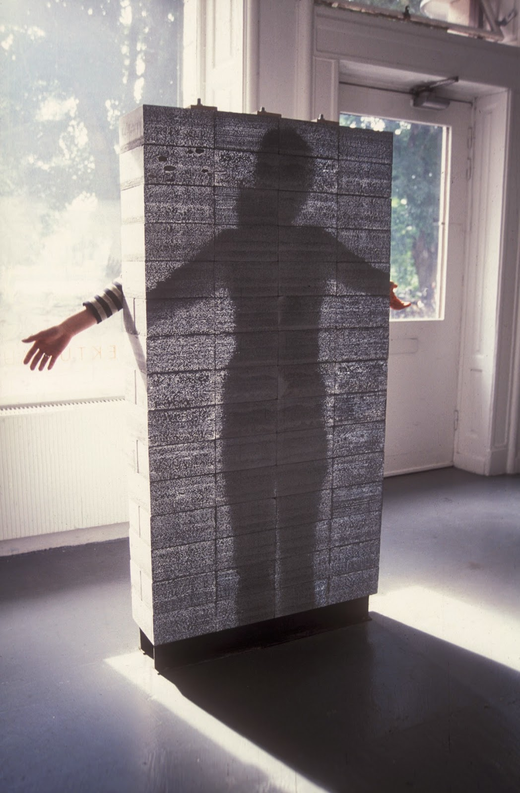 Dinding Transparan