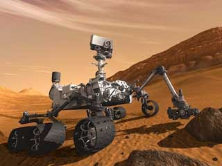 Robot Nasa Mendarat Di Mars