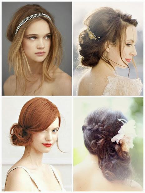 bridal hairstyles modern