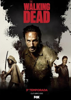 The walking dead Tercera Temporada  Online - Espa�ol