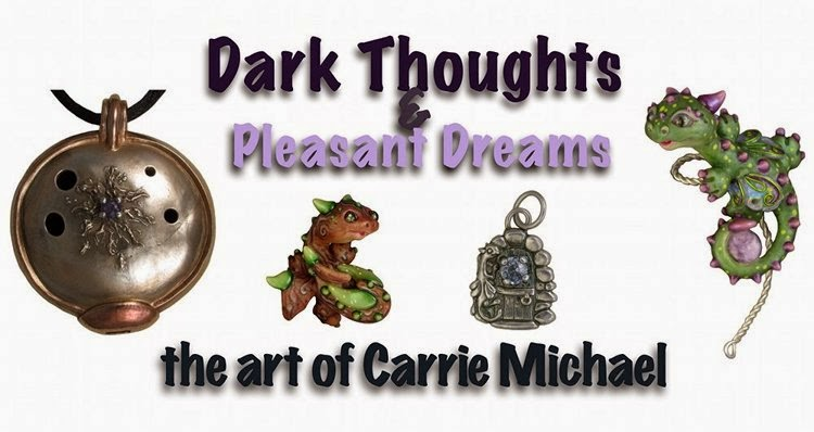 Dark Thoughts And Pleasant Dreams