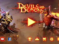 Devils & Demons 1.0.4 + Mod (Unlimited Gold)