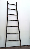 wooden ladder for weddings parties