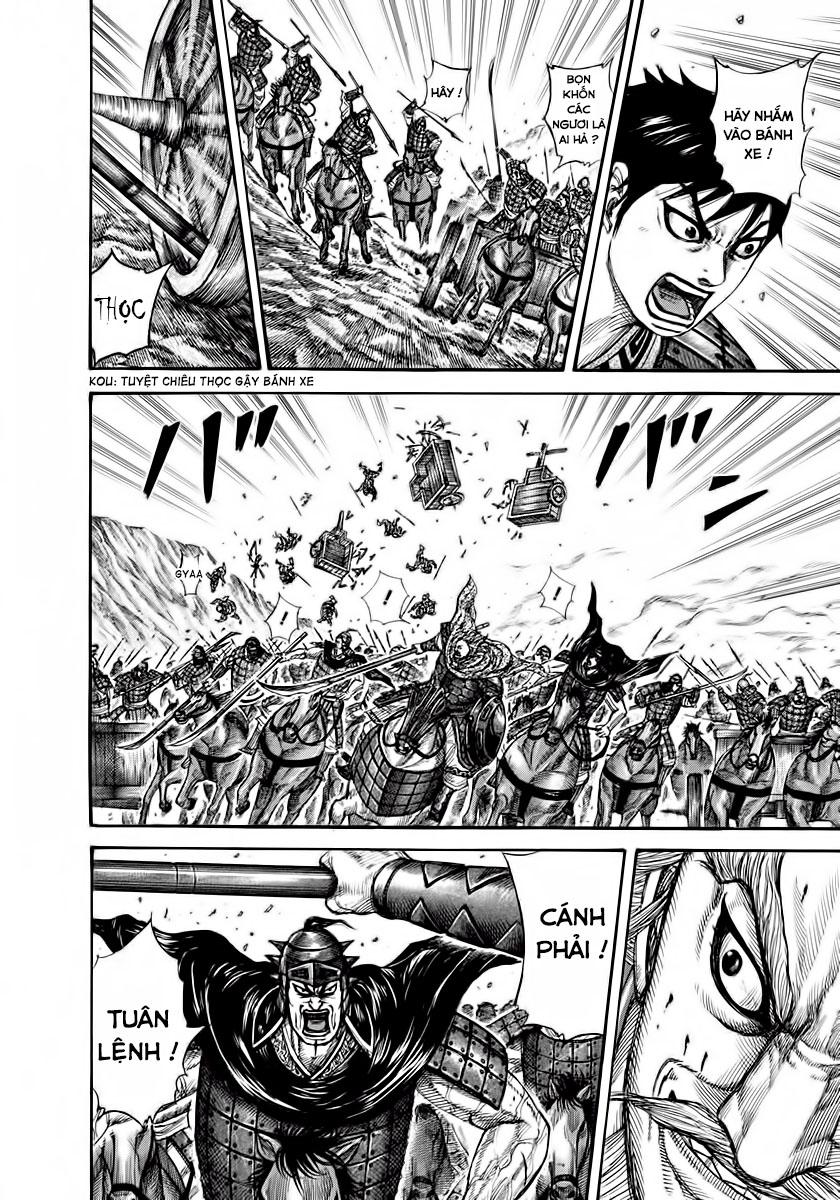Kingdom – Vương Giả Thiên Hạ (Tổng Hợp) chap 266 page 8 - IZTruyenTranh.com