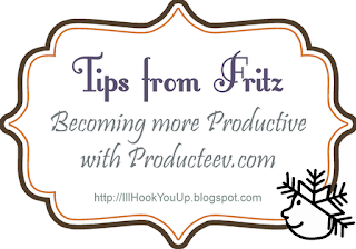 Becoming more Productive with Producteev.com #NiccuppCrochet