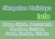 Skopelos Holidays Info