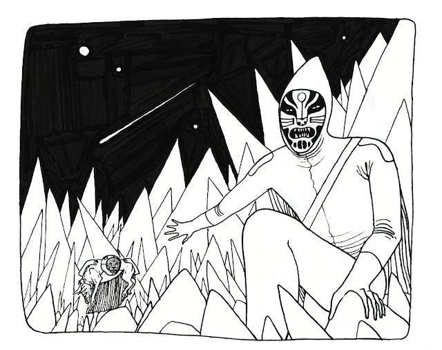 meteor comet spires elvin