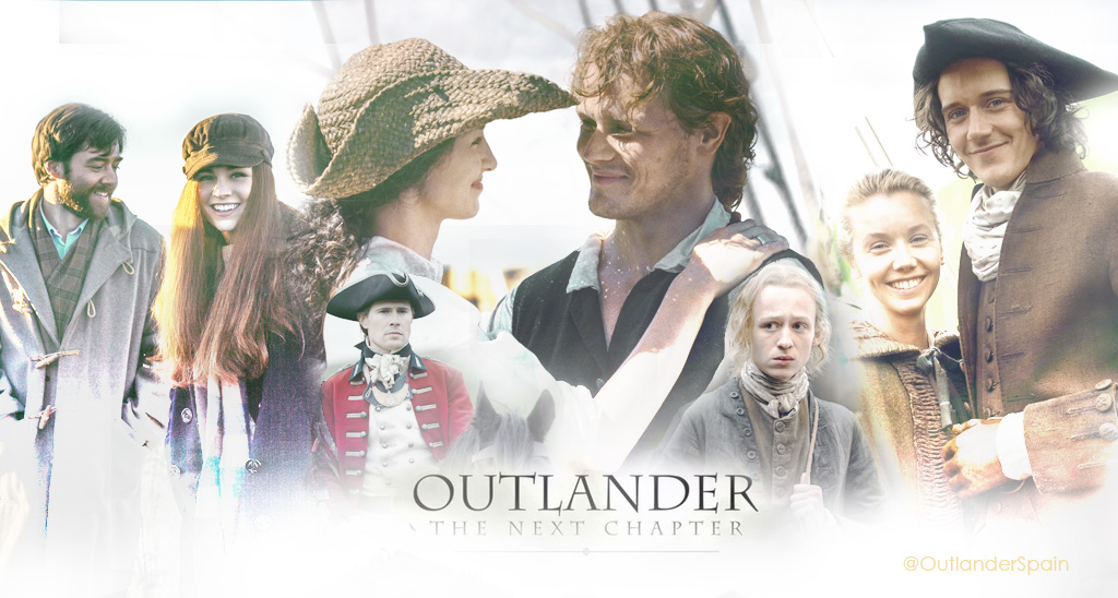 Outlander, la serie