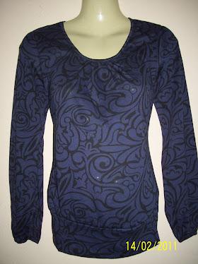 Blue Shirt - FR 52